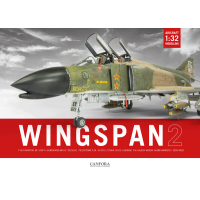 WINGSPAN vol 2 - 1:32 Aircraft Modelling