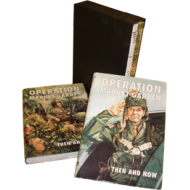 OPERATION MARKET-GARDEN THEN AND NOW PRESENTATION BOXED SET